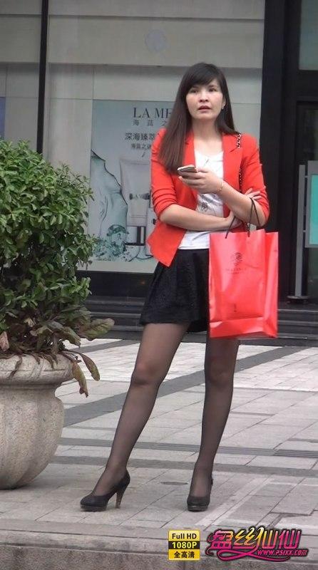 丝足鱼嘴高跟图_黑丝美腿黑高优雅的很,气质足香很让人喜欢_盘丝仙仙 - 美丝街拍 ...